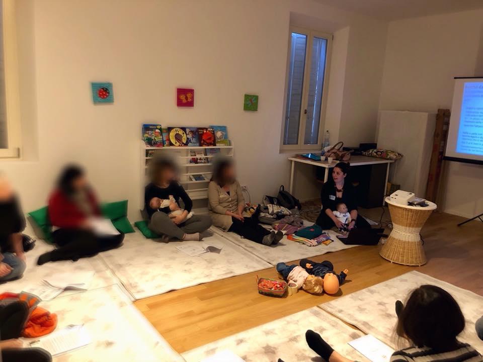 Pre e Post Parto Modena – Le Sinfonie del Babywearing